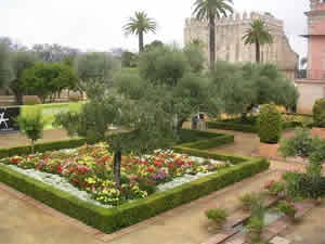 Alcázar Xerez de la Frontera